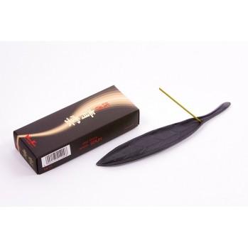Jinkoh Seiun aloés et épices avec encensoir feuille