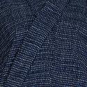Kimono bleu nuit