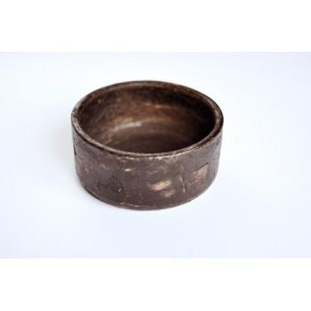 Bol en terre cuite pour le repas traditionnels dans les dojos zen