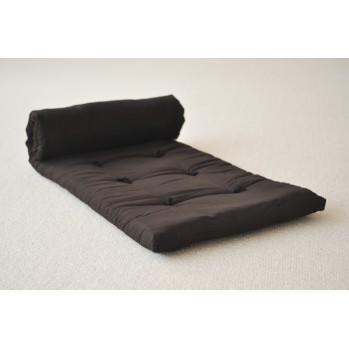futon de massage et shiatsu marron nuit