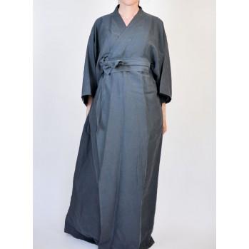"kimono classique ""forêt de sapins"""