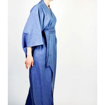 Kimono japonais, made in Paris