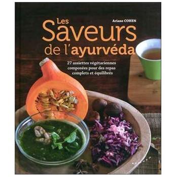 Les saveurs de l'ayurveda, Ariane Cohen