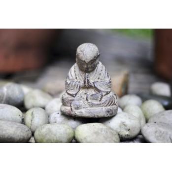 Statue Petit moine Zen