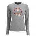 "T-shirt femme, ""Chats"", manches longues"