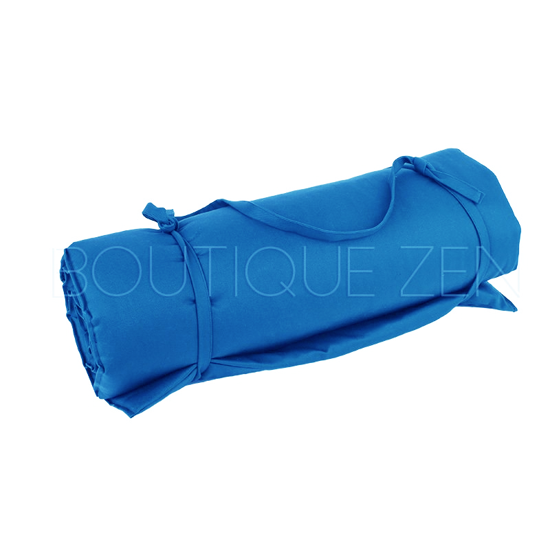 Tapis de relaxation, turquoise