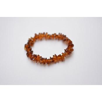 Mala bracelet en ambre