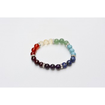Mala bracelet 7 chakras