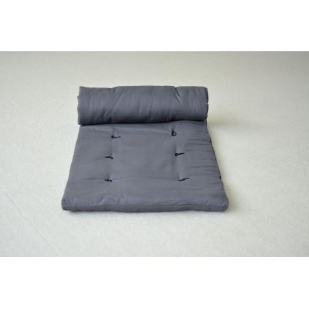 Futon de massage et shiatsu, gris anthracite