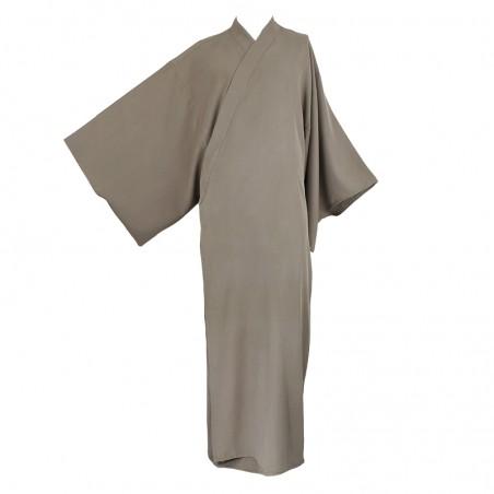 """Kimono léger et fluide """"Feuille d'olivier"""""""