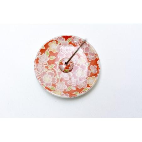 Porte encens japonais fleurs de cerisier