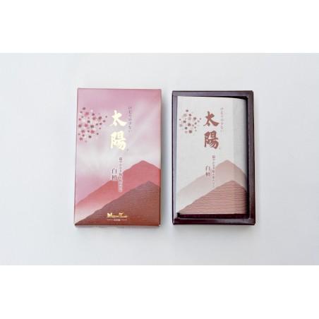 Encens japonais Taiyo Byakudan