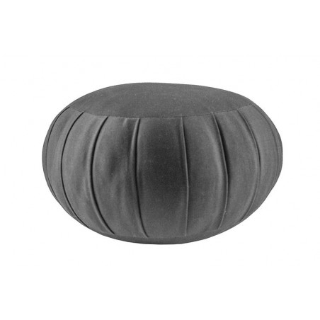 Zafu standard (kapok), gris