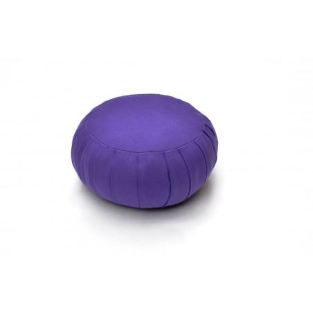 Zafu petit modèle (kapok) violet