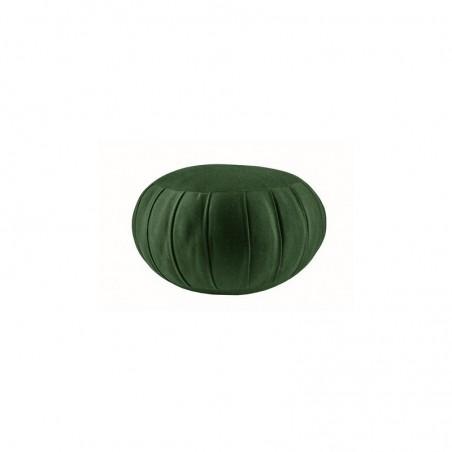 Zafu petit modèle (kapok) vert foret
