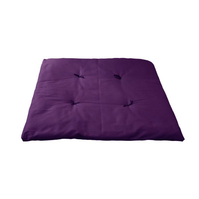 Zafuton épais violet
