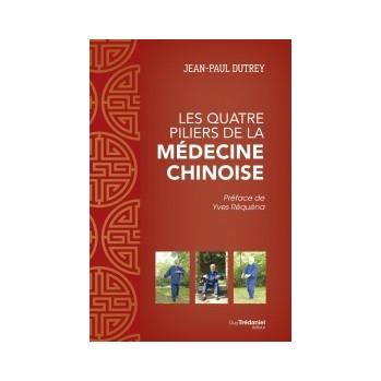 livre Les quatre piliers de la médecine chinoise