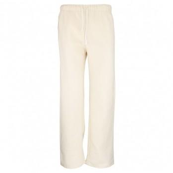 pantalon ecru coton bio