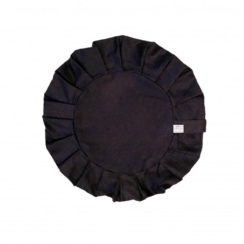Zafu standard vide noir