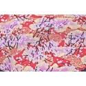 Zafu standard kapok Fleurs de cerisier, tissu japonais
