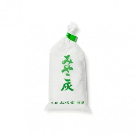 cendre d'écorce de riz pour les porte encens