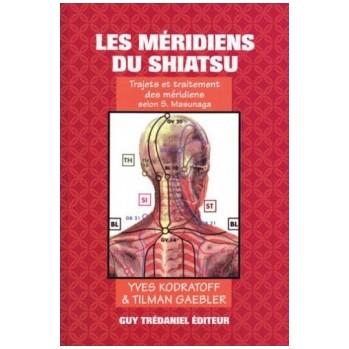 Livre : Les méridiens du shiatsu