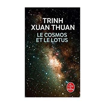 Livre Le Cosmos et le Lotus Trinh Xuan Thuan