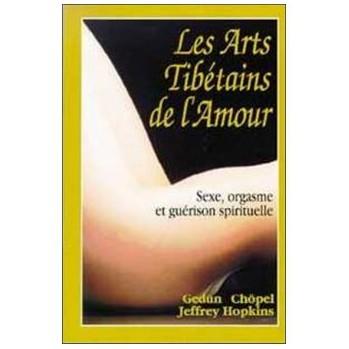 Livre : Les arts tibétains de l'amour