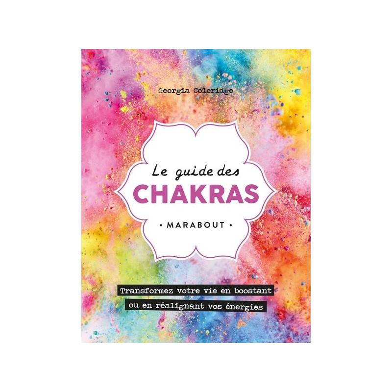 Livre : Le guide des chakras