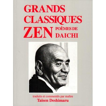 Poèmes de Daichi, Taisen Deshimaru enseignements