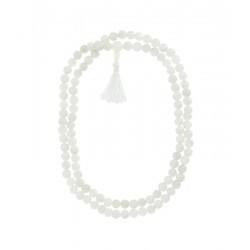 Mala Pierre de lune 108 perles