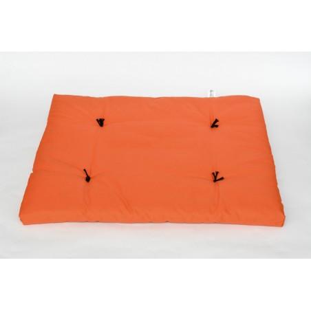Zafuton épais orange