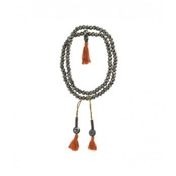 Mala Os avec symboles 108 perles
