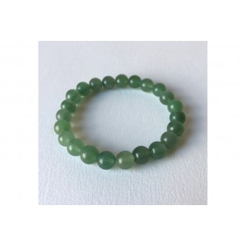 Mala bracelet Aventurine, 8 mm
