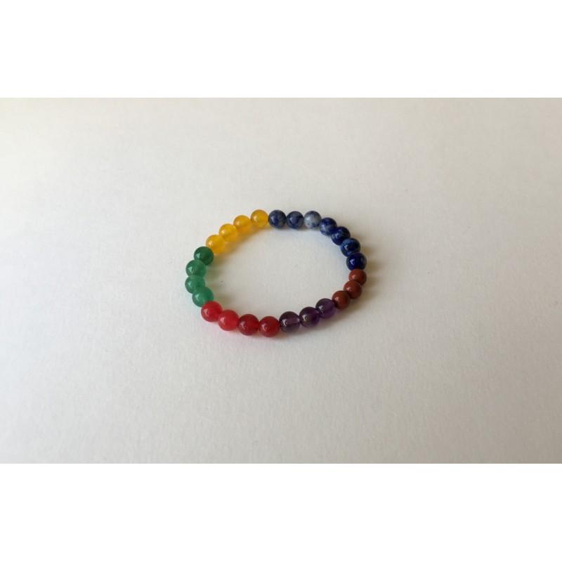 Mala bracelet Enfant, 7 chakras