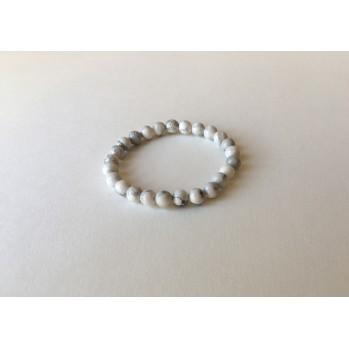 Mala bracelet Enfant en Howlite