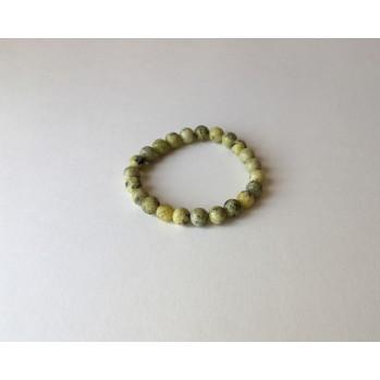 Mala bracelet en serpentine
