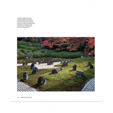 Livre : Jardins zen japonais