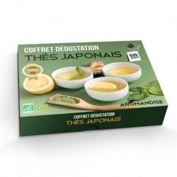 Coffret de thés japonais en infusettes
