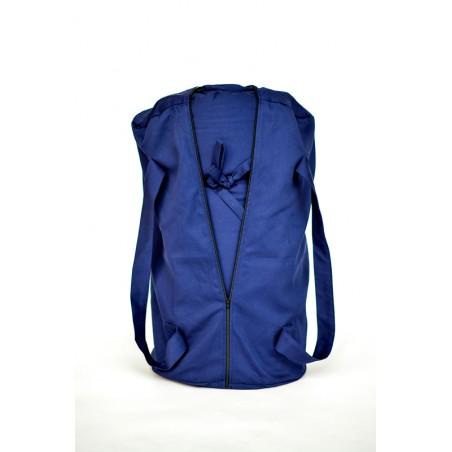 Futon de massage Shiatsu avec sac, bleu