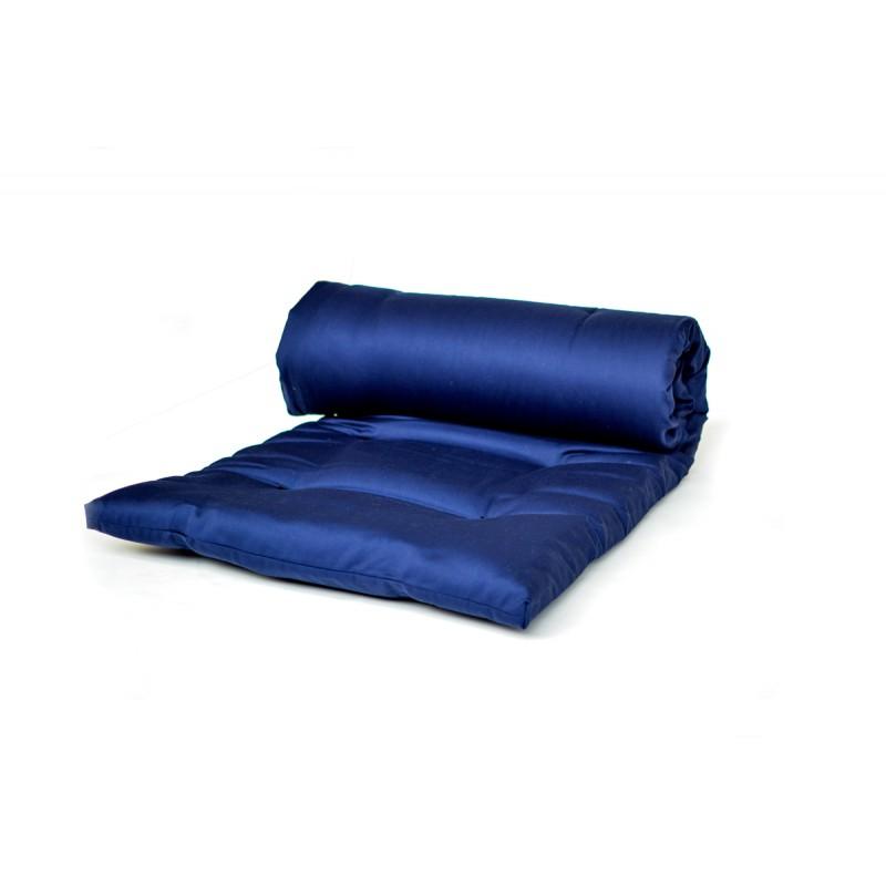 Futon de massage et shiatsu, bleu