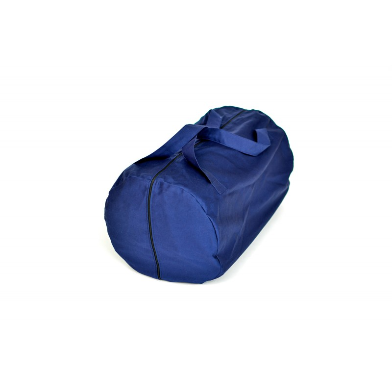 Sac à futon de massage et shiatsu, bleu