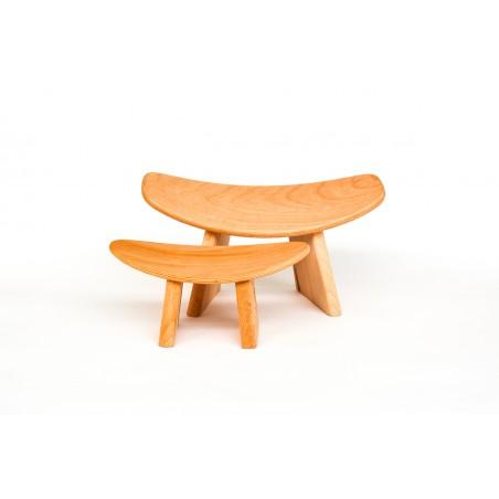 Banc zen Enfant en bois de hêtre, fabrication française