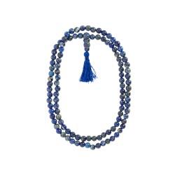 Mala Lapis-lazuli 108 perles
