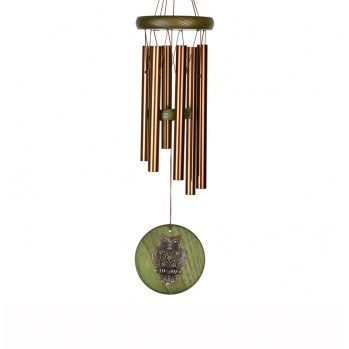 Carillon à vent Habitats Hibou