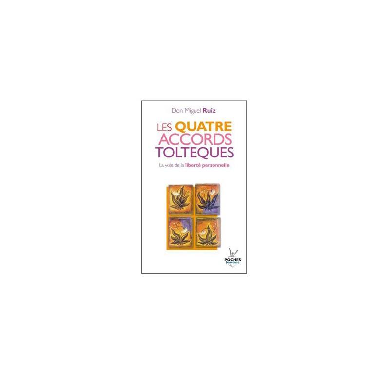 Livre Les quatre accords toltèques