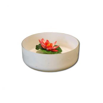 Vase Ikebana rond