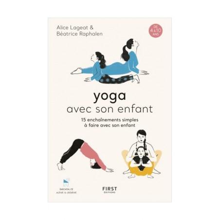 Livre : Yoga avec son enfant