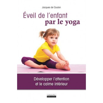 livre Eveil de l'enfant par le yoga