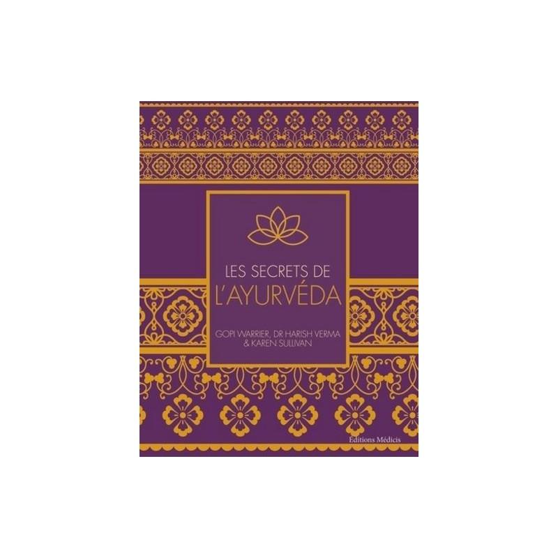 Livre Les secrets de l'ayurveda